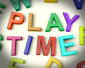 Játszani jó!